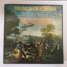 Discos de vinilo: 6LP - MÚSICA DE ESPAÑA - IGOR MARKEVITCH. Lote 171637992