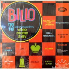 Discos de vinilo: ORQUESTA BILLO'S CARACAS BOYS – BILLO '73 - LP VENEZUELA 1972 - BILLO BLP-545. Lote 171641679