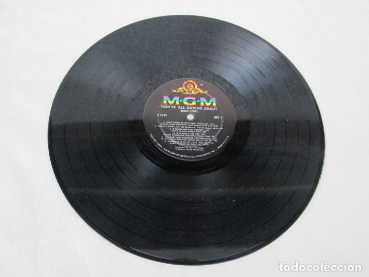 Discos de vinilo: THEY´RE ALL RAVING ABOUT BRUCE SCOTT. LP VINILO. MGN RECORDS. VER FOTOGRAFIAS ADJUNTAS - Foto 5 - 171648805