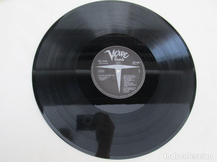 Discos de vinilo: ELLA AND LOUIS AGAIN. VOL. 1. LP VINILO. VERVE RECORDS 1958. VER FOTOGRAFIAS ADJUNTAS - Foto 3 - 171649247