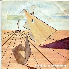 Disques de vinyle: ULTRAVOX / LA VOZ / PATHS AND ANGLES (SINGLE PROMO ESPAÑOL 1981). Lote 171650638