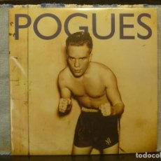 Discos de vinilo: POGUES - PEACE AND LOVE / LP VINYL MADE IN GERMANY 1989. / NM-NM. Lote 171659629