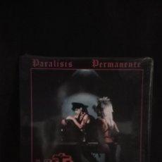 Discos de vinilo: PARALISIS PERMANENTE – EL ACTO. PRECINTADO. MUNSTER RECORDS. SIN USAR.. Lote 171663598