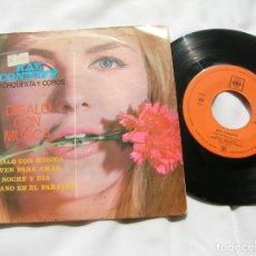 Discos de vinilo: DISCO DE RAY CONNIFF SU ORQUESTA Y COROS ,4 TEMAS. Lote 171663972