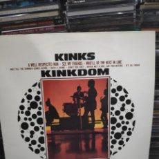 Discos de vinilo: KINGS KINGDOM. Lote 171664312