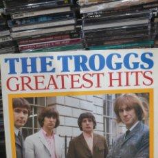 Discos de vinilo: THE TROGGS GREATEST HITS. Lote 171664563
