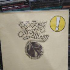 Discos de vinilo: FIRST ÁLBUM Z Z TOPS. Lote 171666742