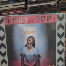 Discos de vinilo: IGGY POP SOLDIER. Lote 171666852