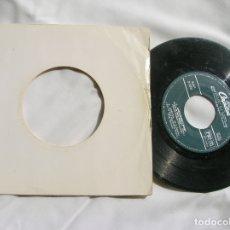 Discos de vinilo: DISCO DE NAT KING COLE ,CANTA EN ESPAÑOL ,ARRIVEDERCI ROMA ,ADELITA , EL BOGUERO. Lote 171667409