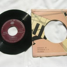 Discos de vinilo: DISCO BORODIN ,DANZAS POLOVTSIANAS. Lote 171667742