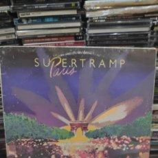Discos de vinilo: SUPERTRAMP PARÍS. Lote 171668218