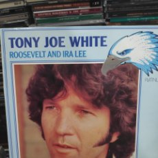 Discos de vinilo: TONY JOE WHITE ROOSEVELT AND IRÁ LEE. Lote 171668377