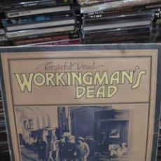 Discos de vinilo: GRATEFUL DEAD WORKINGMAN'S DEAD. Lote 171668843