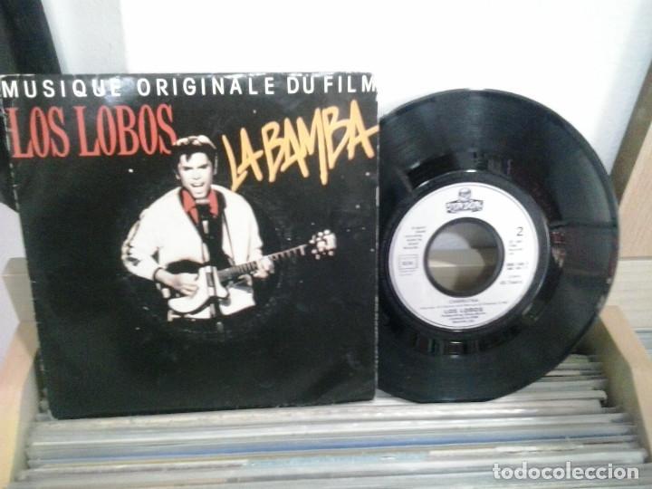 LMV - LOS LOBOS. LA BAMBA. LONDON 1987 (Música - Discos - Singles Vinilo - Bandas Sonoras y Actores)