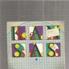 Discos de vinilo: KANSAS PLAY THE GAME. Lote 194288658