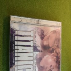 Discos de vinilo: JAMES HORNER ?– TITANIC (MUSIC FROM THE MOTION PICTURE) CD BSO . Lote 171669429
