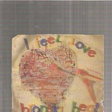 Discos de vinilo: BRONSKI BEAT I FEEL LOVE. Lote 171670563