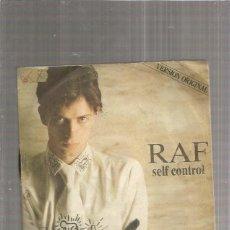Discos de vinilo: RAF. Lote 171672128