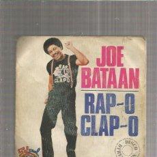 Disques de vinyle: JOE BATAAN. Lote 171676082