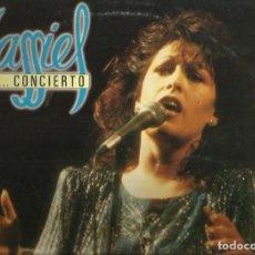 Discos de vinilo: MASSIEL. LP. DOBLE DISCO. SELLO HISPAVOX. EDITADO EN ESPAÑA. AÑO 1985. Lote 171677240