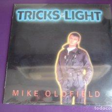 Discos de vinilo: MIKE OLDFIELD MAXI SINGLE VIRGIN 1984 PRECINTADO - TRICKS OF THE LIGHT -. Lote 171684204