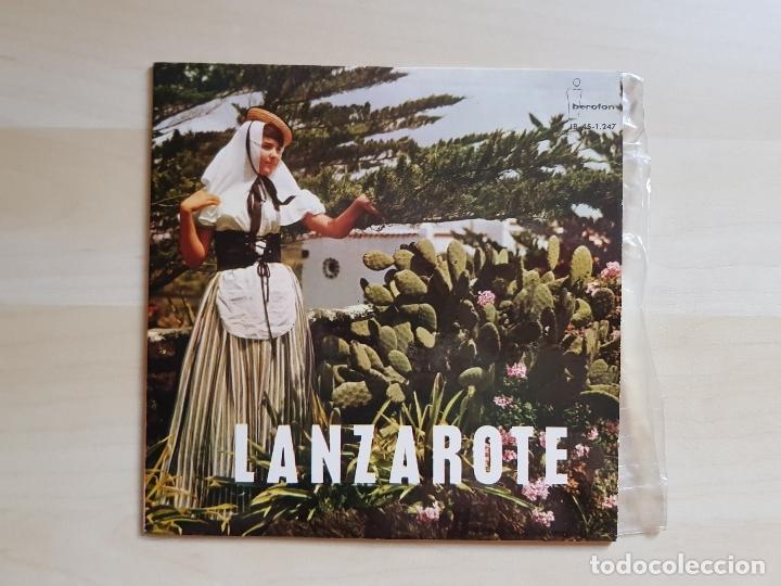 LANZAROTE - SINGLE VINILO - IBEROFON - 1964 (Música - Discos - Singles Vinilo - Country y Folk)