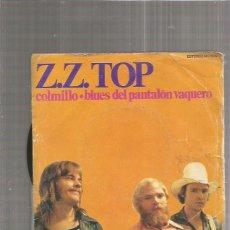Discos de vinilo: Z.Z. TOP COLMILLO. Lote 171701724