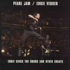 Discos de vinilo: PEARL JAM / EDDIE VEDDER – EDDIE SINGS THE DOORS AND OTHER GREATS -LP-. Lote 244200725
