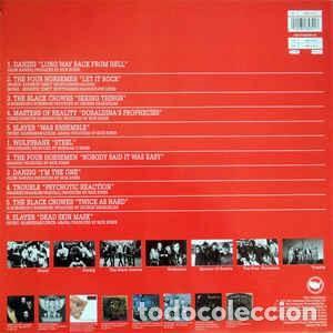Discos de vinilo: Various ?– Til Def Us Do Part recopilatorio slayer ,black crowes,danzig,four horsemen ,etc - Foto 2 - 171707870