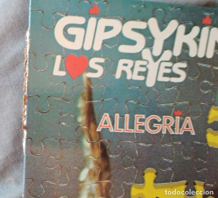 Discos de vinilo: GiPSYKINGS - ALLEGRIA. LP FANIA 1989 - Foto 2 - 171712648