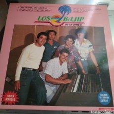 Discos de vinilo: LOS BAJIP DE LA GOMERA - CONTINUADO DE CUMBIAS. Lote 207240550