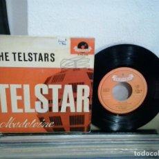 Discos de vinilo: LMV - THE TELSTAR. MADELEINE. POLYDOR 1963. Lote 171729332