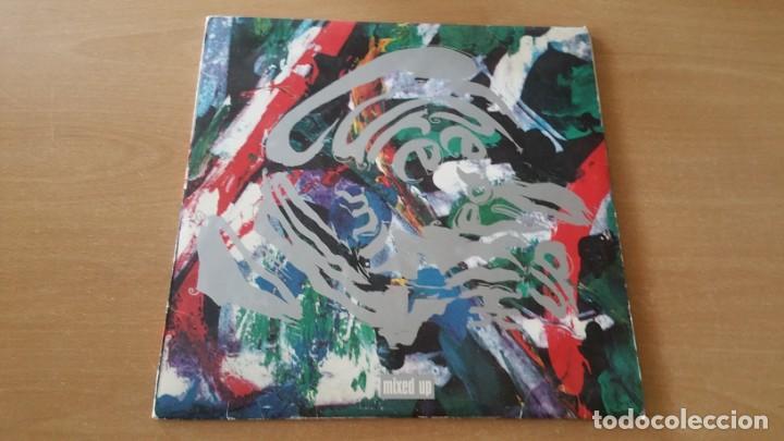 2 LP THE CURE MIXED UP FICTION 1990 SPAIN (Música - Discos - LP Vinilo - Pop - Rock Extranjero de los 90 a la actualidad)