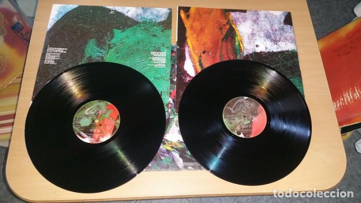 Discos de vinilo: 2 LP THE CURE MIXED UP Fiction 1990 SPAIN - Foto 3 - 171731117