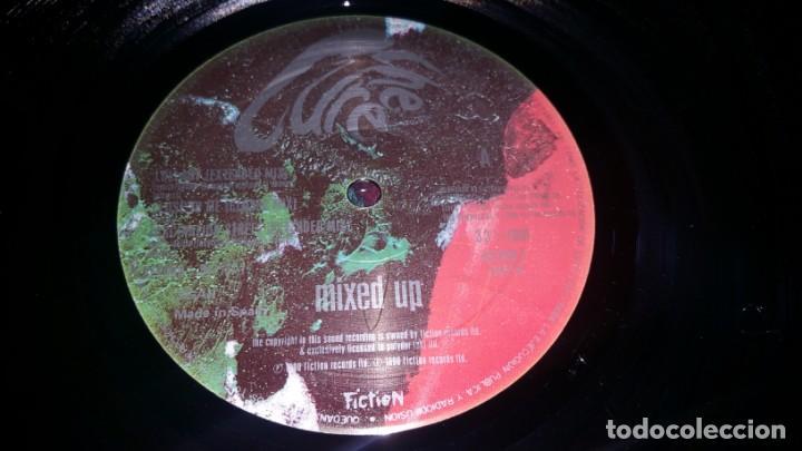 Discos de vinilo: 2 LP THE CURE MIXED UP Fiction 1990 SPAIN - Foto 4 - 171731117
