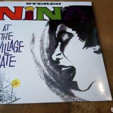 Discos de vinilo: NINA SIMONE - AT THE VILLAGE GATE. LP VINILO PRECINTADO. Lote 171733590