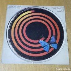 Discos de vinilo: CORDON BLUE - SOLUTION (LP 1980, CBS 84383). Lote 171737877
