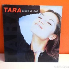 Discos de vinilo: MAXI EN VINILO DE TARA. WORK IT OUT (1997). Lote 171741014