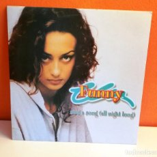 Discos de vinilo: MAXI EN VINILO DE FUNNY. SING A SONG (ALL NIGHT LONG). (1999). Lote 171741053