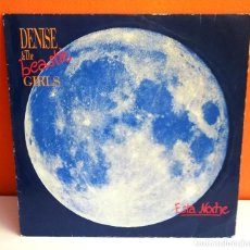 Discos de vinilo: MAXI EN VINILO DE DENICE & THE BEASTIE GIRLS. ESTA NOCHE. (1990). Lote 171741144