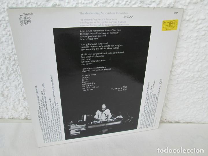 Discos de vinilo: TERRY RILEY. DESCENDING MOONSHINE DERVISHES. LP VINILO. KUCKUCK 1982. VER FOTOGRAFIAS ADJUNTAS - Foto 8 - 171744519