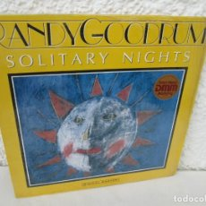 Discos de vinilo: RANDY GOODRUM. SOLITARY NIGHTS. LP VINILO. DIGITAL MASTER GRP RECORDS 1985. VER FOTOGRAFIAS ADJUNTAS. Lote 171745653