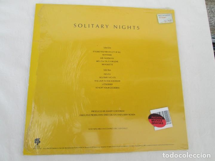 Discos de vinilo: RANDY GOODRUM. SOLITARY NIGHTS. LP VINILO. DIGITAL MASTER GRP RECORDS 1985. VER FOTOGRAFIAS ADJUNTAS - Foto 8 - 171745653