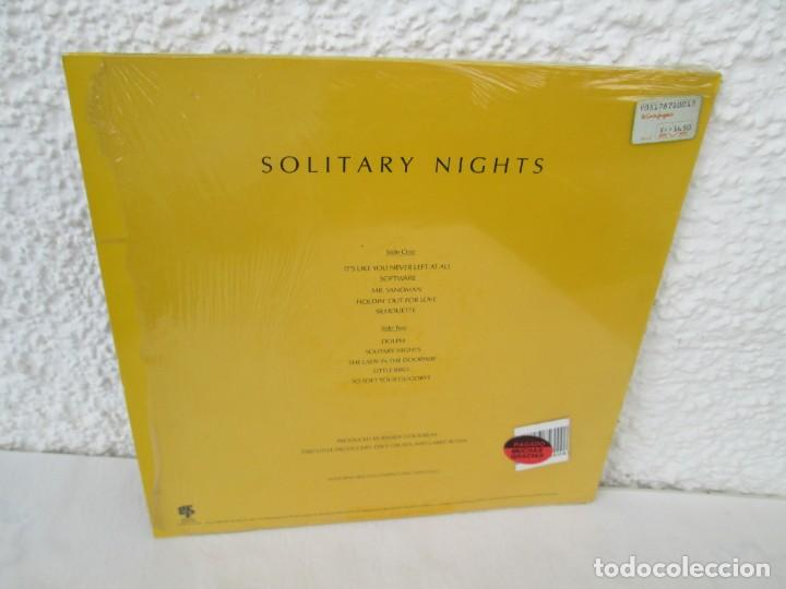 Discos de vinilo: RANDY GOODRUM. SOLITARY NIGHTS. LP VINILO. DIGITAL MASTER GRP RECORDS 1985. VER FOTOGRAFIAS ADJUNTAS - Foto 9 - 171745653