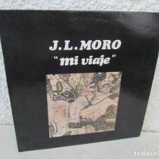 Discos de vinilo: JOSE LUIS FERNANDEZ MORO. MI VIAJE. MAXI SINGLE VINILO. IBEROFOM 1986. VER FOTOGRAFIAS ADJUNTAS. Lote 171748459