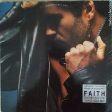 Discos de vinilo: GEORGE MICHAEL – FAITH - EPIC – EPC 460000 1 - ESPAÑA - ENCARTES - COMPLETO - 1987. Lote 171749645