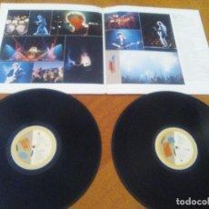 Discos de vinilo: DOBLE HEAVY METAL. RUSH - A SHOW OF HANDS / LIVE - GATEFOLD - 836 346 1. VERTIGO AÑO 1989.. Lote 171759925