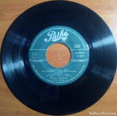 Discos de vinilo: RENATO CAROSONE - CARLOTTA - EP PATHÉ 45 RPM MICROSURCO. Lote 171768760