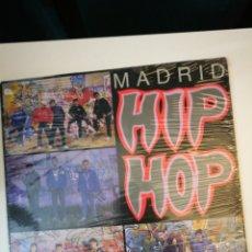 Discos de vinilo: MADRID HIP HOP 1989. Lote 171769887