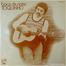 Discos de vinilo: TOQUINHO – BOCA DA NOITE - LP PROMO SPAIN 1977 - ZAFIRO ZL-165. Lote 171775109